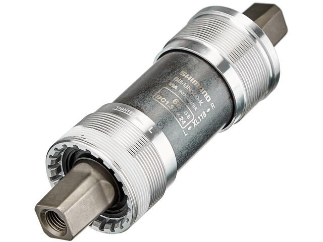 Shimano BB-UN300 Square Taper Bottom Bracket BSA 68mm for Chain Case incl. Crank Bolts